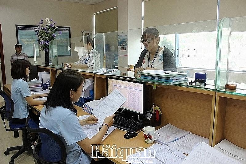 Hoạt động nghiệp vụ tại Hải quan Bắc Ninh.
