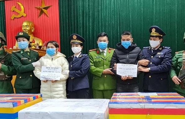 Hải quan Quảng Bình phối hợp bắt 13kg heroin vận chuyển từ Lào về Việt Nam