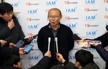 HLV Park Hang-seo nói về khả năng dự World Cup của tuyển Việt Nam