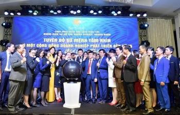 Lễ công bố tầm nhìn, sứ mệnh nhóm dịch vụ hỗ trợ doanh nghiệp và doanh nhân
