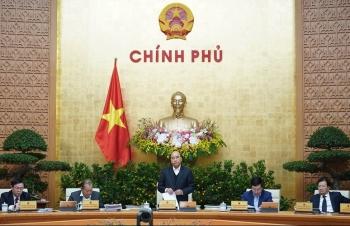 Thủ tướng chủ trì họp Chính phủ thường kỳ tháng 12/2019