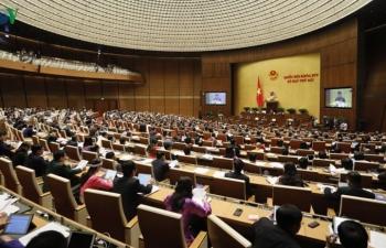 Những sự kiện nổi bật trong hoạt động của Quốc hội năm 2019