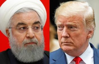 """Vì sao thân với Nga-Trung, Iran vẫn """"đơn độc"""" trong cuộc chiến với Mỹ?"""