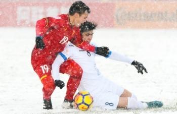 U23 Việt Nam quyết đấu U23 UAE: Bàn đạp từ... Thường Châu