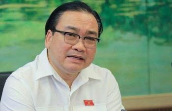 Bộ Chính trị quyết định thi hành kỷ luật cảnh cáo ông Hoàng Trung Hải