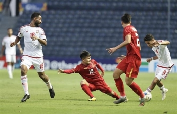 Hòa không bàn thắng, U23 Việt Nam khởi đầu tốt nhất trong 3 lần dự U23 châu Á