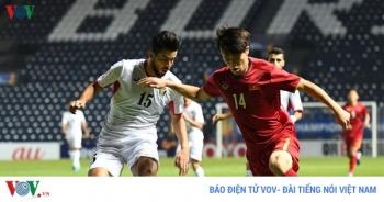 HLV Park Hang Seo phân tích trận đấu U23 Việt Nam 0-0 U23 Jordan