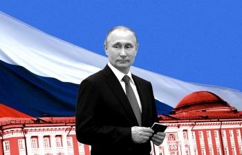 Cuộc cách mạng không đổ máu của Vladimir Putin