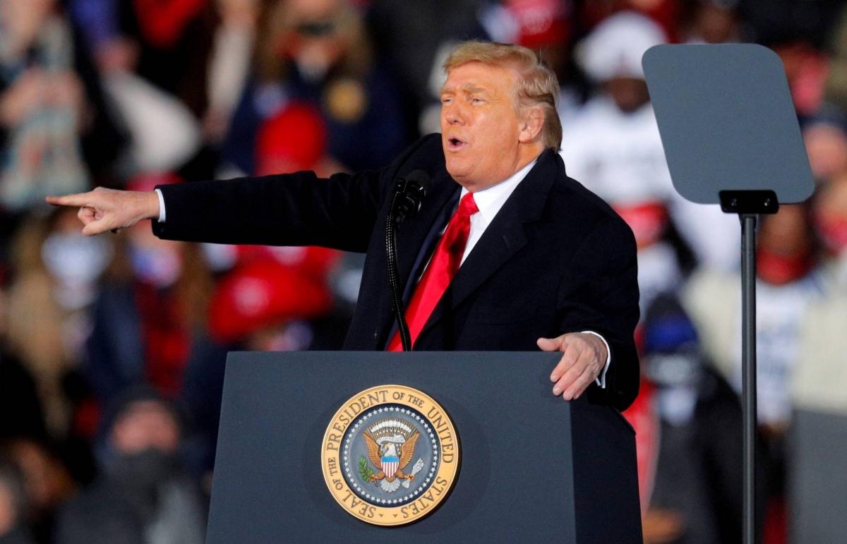 Sau một nhiệm kỳ đầy hỗn loạn, mọi cánh cửa đang dần khép lại với ông Trump?