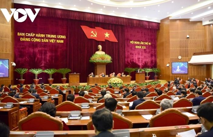 """Hội nghị Trung ương 15 giới thiệu nhân sự """"đặc biệt"""" tham gia khóa XIII của Đảng"""
