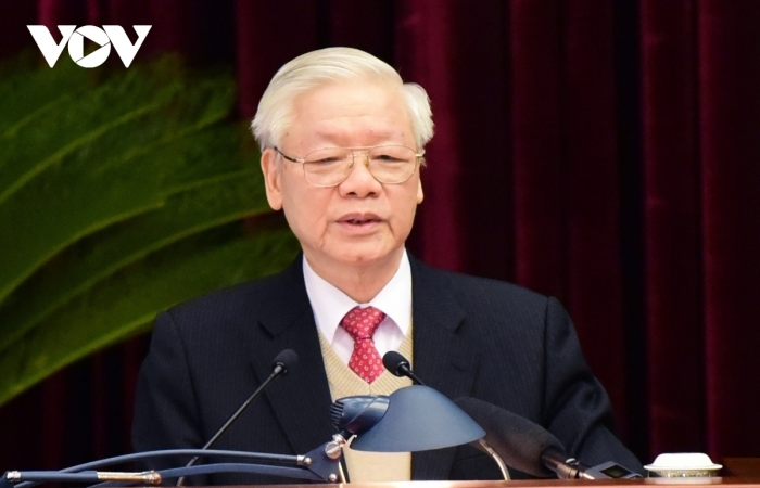 Toàn văn phát biểu của TBT, CTN Nguyễn Phú Trọng khai mạc Hội nghị Trung ương 15