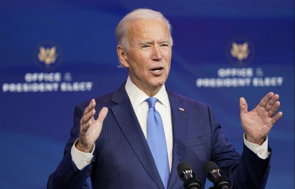 Việt Nam chúc mừng Tổng thống Hoa Kỳ Joseph R. Biden Jr. nhậm chức