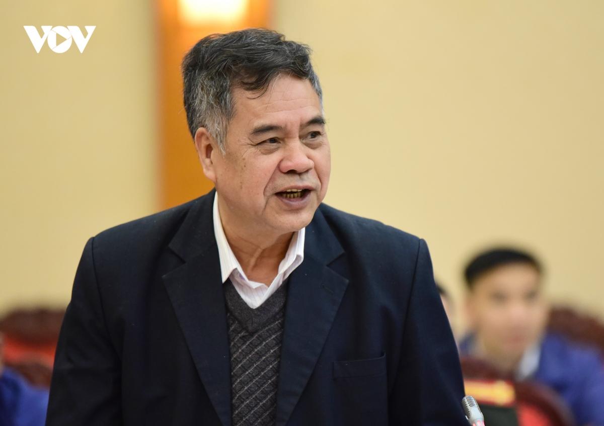 PGS.TS Nguyễn Viết Thông cho rằng, kiểm soát quyền lực để phòng, chống tham nhũng cần tập trung vào công tác cán bộ.