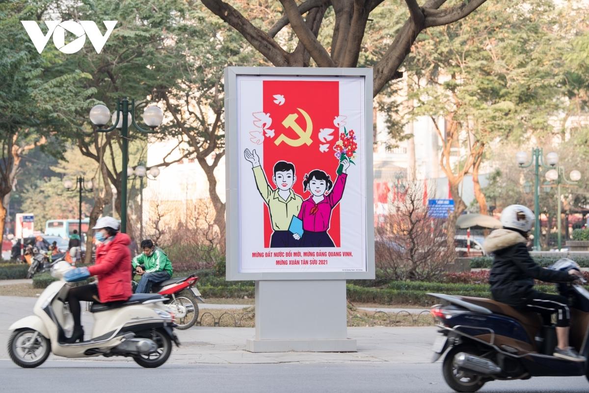Truyền thông quốc tế đưa tin đậm nét về Đại hội Đảng lần thứ XIII của Việt Nam.