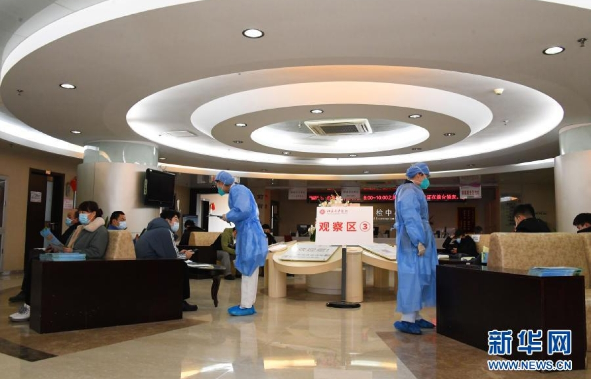 Trung Quốc tiêm vaccine Covid-19 cho gần 23 triệu người