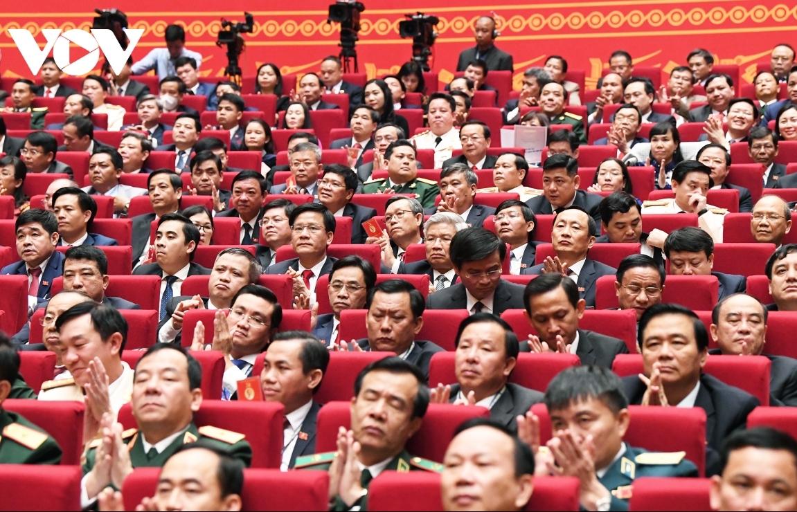 Đại biểu dự Đại hội XIII của Đảng: Vinh dự và trách nhiệm lớn với đất nước
