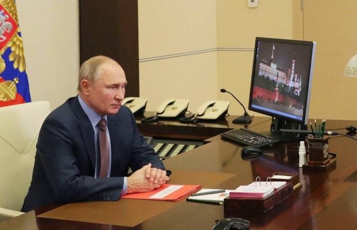 Tổng thống Nga Putin đã ký luật gia hạn hiệp ước START-3 thêm 5 năm