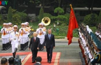 Việt Nam luôn coi Argentina là đối tác quan trọng hàng đầu