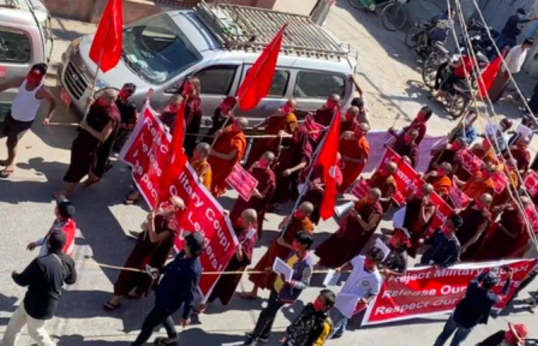 Mỹ trừng phạt các cá nhân và thực thể liên quan tới cuộc đảo chính ở Myanmar