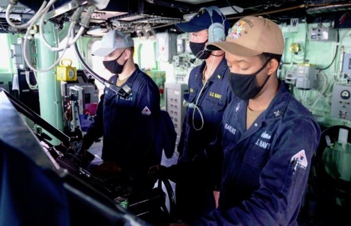 Mỹ đẩy mạnh thách thức các đảo mà Trung Quốc tự nhận vơ ở Biển Đông