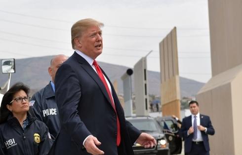 Lại đề xuất 8,6 tỷ USD cho tường biên giới: Tổng thống Trump muốn gì?