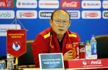"""HLV Park Hang Seo """"hé lộ"""" kế hoạch đối phó U23 Thái Lan, U23 Indonesia"""