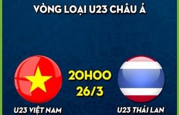 Góc nhìn hài hước của cư dân mạng về trận U23 Việt Nam - U23 Thái Lan