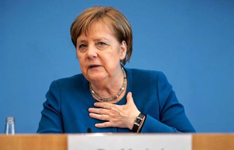 """Thủ tướng Merkel: """"70% dân số Đức có thể nhiễm Covid-19"""""""