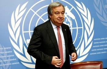 Lo ngại Covid-19, Liên Hợp Quốc yêu cầu nhân viên làm việc từ xa