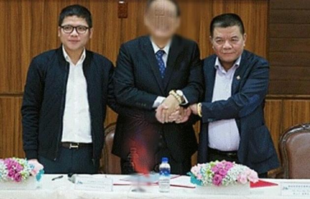 Con trai ông Trần Bắc Hà phải chịu trách nhiệm về 149 tỷ đồng chiếm đoạt