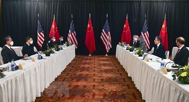 Ông Dương Khiết Trì kêu gọi Mỹ không can thiệp nội bộ Trung Quốc