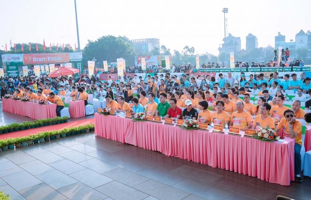Herbalife Việt Nam hỗ trợ tổ chức Giải Tiền Phong Marathon 2021