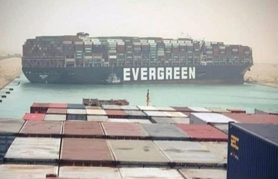 Vẫn còn thách thức ở phía trước trong giải cứu tàu Ever Green
