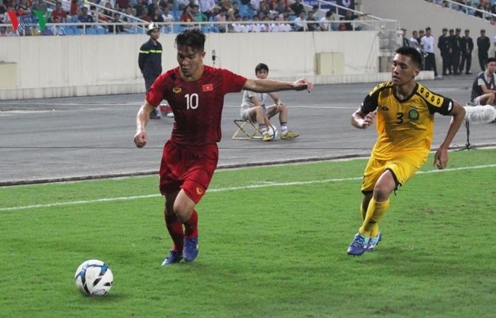11 cầu thủ chính thức ra mắt U23 Việt Nam dưới thời HLV Park Hang Seo