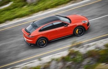 Porsche ra mắt Cayenne Coupe, hướng đến phân khúc SUV-Coupe