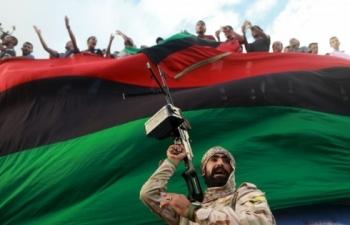 Giao tranh vẫn diễn ra ác liệt ở phía nam thủ đô Tripoli của Libya
