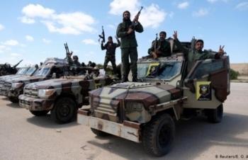 """Libya liệu có trở thành """"Syria 2.0"""" của Nga?"""