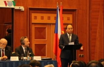 Séc ủng hộ ký Hiệp định thương mại tự do Việt Nam - EU