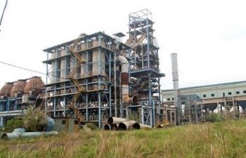 Bắt 5 người liên quan đến dự án mở rộng công ty gang thép Thái Nguyên