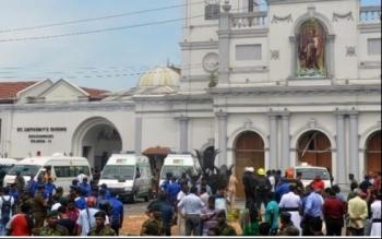 Khách sạn, nhà thờ ở Sri Lanka đồng loạt bị tấn công, 129 người chết