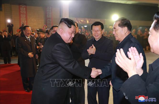 nha lanh dao trieu tien kim jong un vui mung khi dat chan toi dat nga de ngo kha nang tham nga lan nua