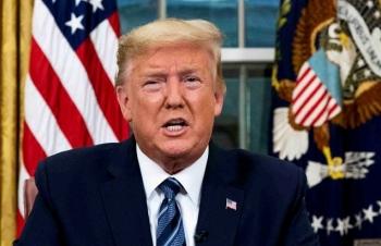Tổng thống Trump cảm ơn Việt Nam hợp tác giúp Mỹ đối phó Covid-19