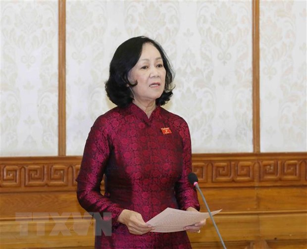 Phan cong 4 Uy vien Bo Chinh tri tham gia Ban Bi thu Trung uong Dang hinh anh 1