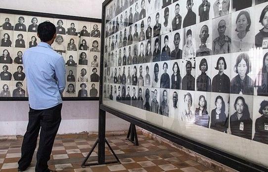 Campuchia yêu cầu gỡ những tấm ảnh bị sửa đổi về nạn nhân của Pol Pot