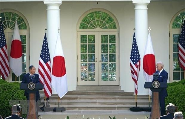 Lãnh đạo Mỹ-Nhật Bản hội đàm: Khẳng định quan hệ đồng minh
