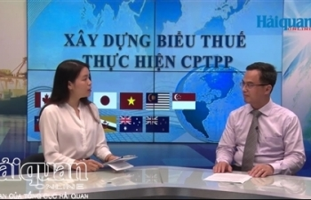 Ông Vũ Nhữ Thăng, Vụ trưởng Vụ Hợp tác quốc tế, Bộ Tài chính trả lời phỏng vấn về Biểu thuế thực hiện CPTTP