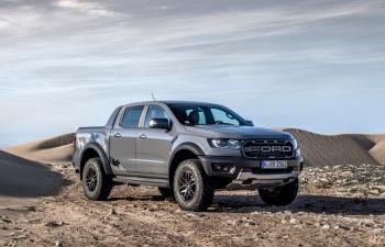 Khám phá Ford Ranger Raptor 2019