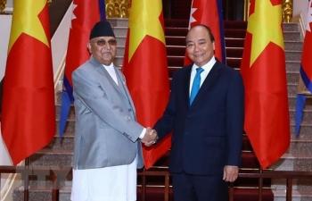 Tuyên bố chung Việt Nam-Nepal, ghi nhận đóng góp to lớn của Phật giáo