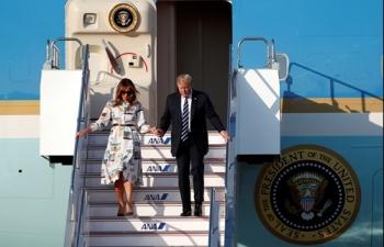 Tổng thống Mỹ thăm Nhật Bản: Thắt chặt hơn nữa quan hệ đồng minh