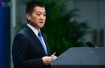 Trung Quốc kêu gọi đối thoại về cuộc chiến thương mại Mỹ-Trung